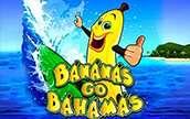 Игровой автомат Bananas Go Bahamas Бананы едут на Багамы