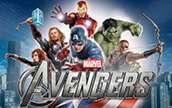 Игровой автомат The Avengers Мстители